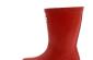 HUNTER 雨靴 hunter 亨特 专柜正品 亨特 儿童中款西瓜红雨靴批发