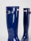 惠灵顿雨靴hunter雨靴Original Glossy Rain Boots正