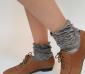 最新流行 精梳棉质 翻边花边短袜 堆堆袜 新万博manbetx官网登录 短袜 配单鞋 三色