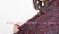 厂家批发进口水貂披肩,时尚款水貂编织围巾。