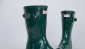 HUNTER中筒雨靴Original Gloss Rain Boots时装鞋军绿